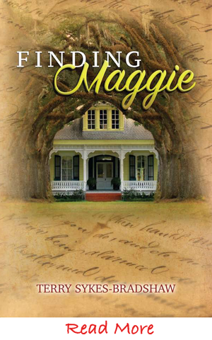 Finding Maggie book by Terry Sykes-Bradshaw